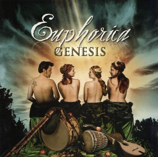 Euphorica - Genesis (CD)