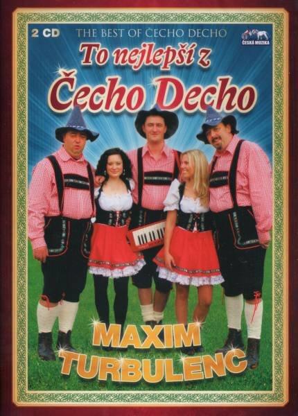 To nejlepší z Čecho Decho - 2xCD