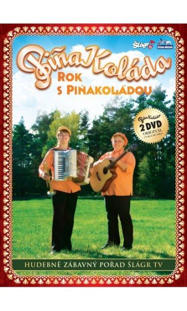Piňakoláda - Rok s Piňakoládou 2 DVD