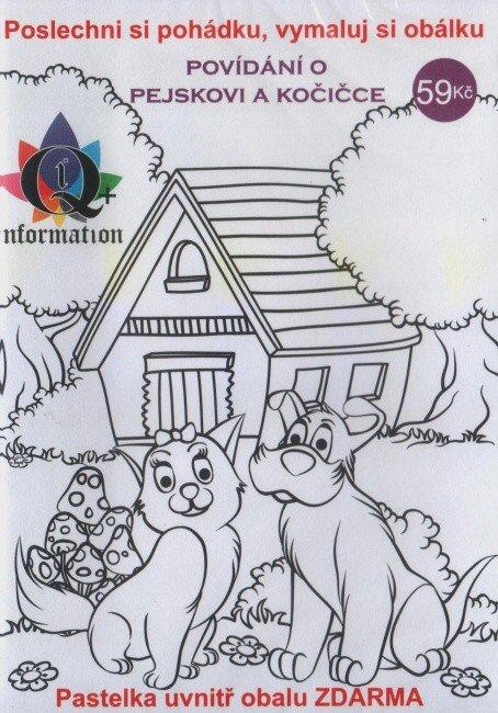 Povídání o pejskovi a kočičce (CD) (Audiokniha)