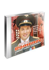 Andrej Romanov: Nejkrásnější ruské písně a romance (CD)