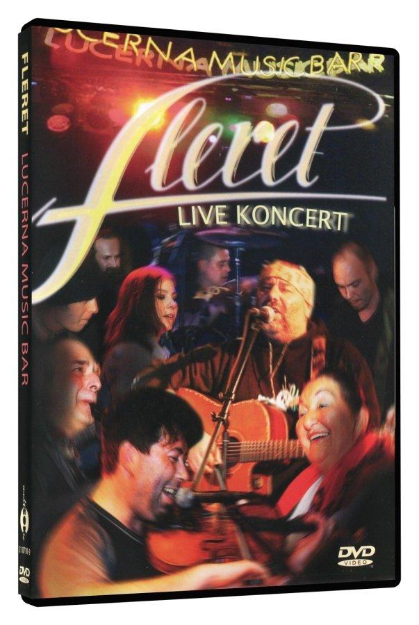 Fleret: Live koncert (DVD)