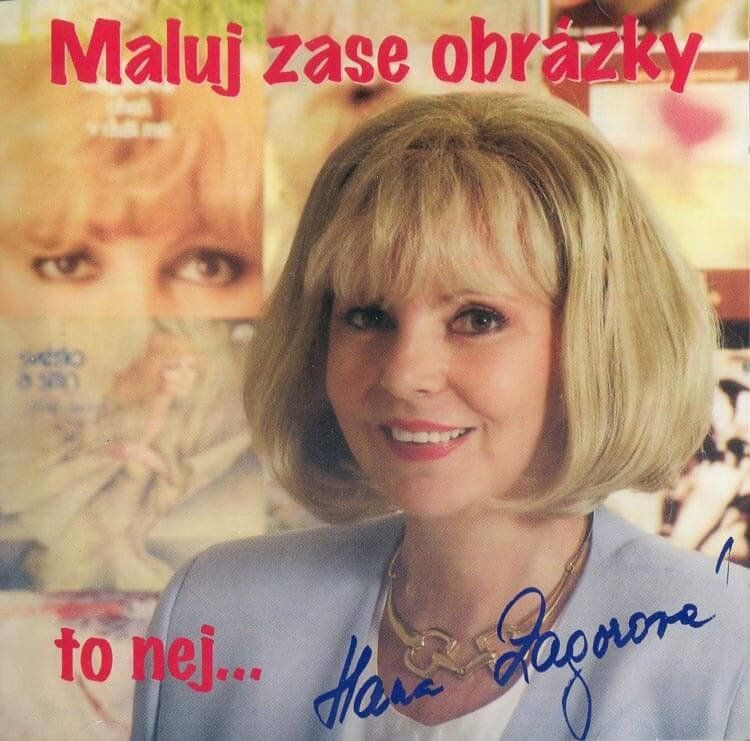 Hana Zagorová: Maluj zase obrázky (CD)
