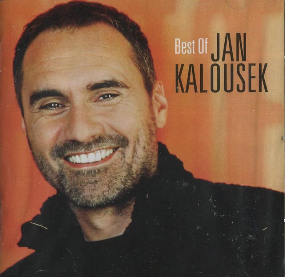 Jan Kalousek - Best of Jan Kalousek (CD)