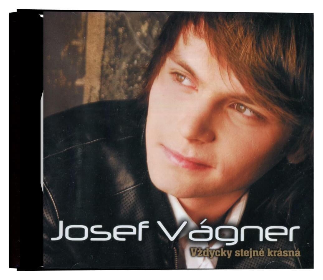 Josef Vágner: Vždycky stejně krásná (CD)