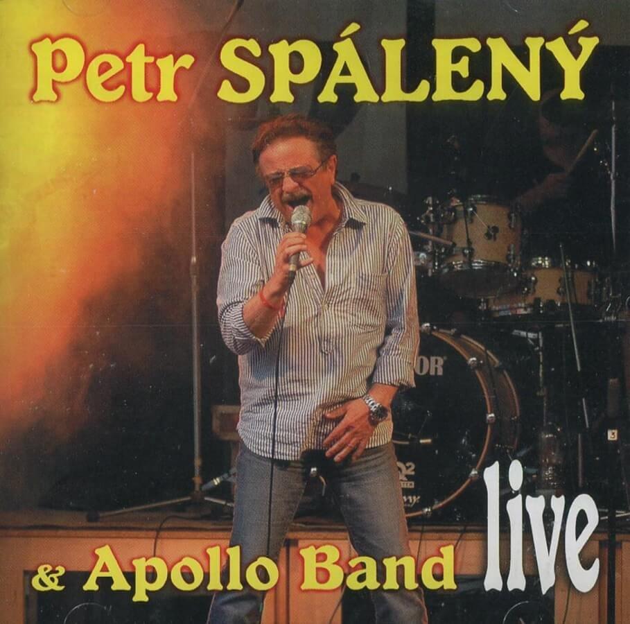 Petr Spálený & Apollo Band live (CD)