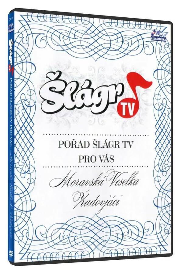 MORAVSKÁ VESELKA A ŽADOVJÁCI - Moravský koláč (1xDVD)