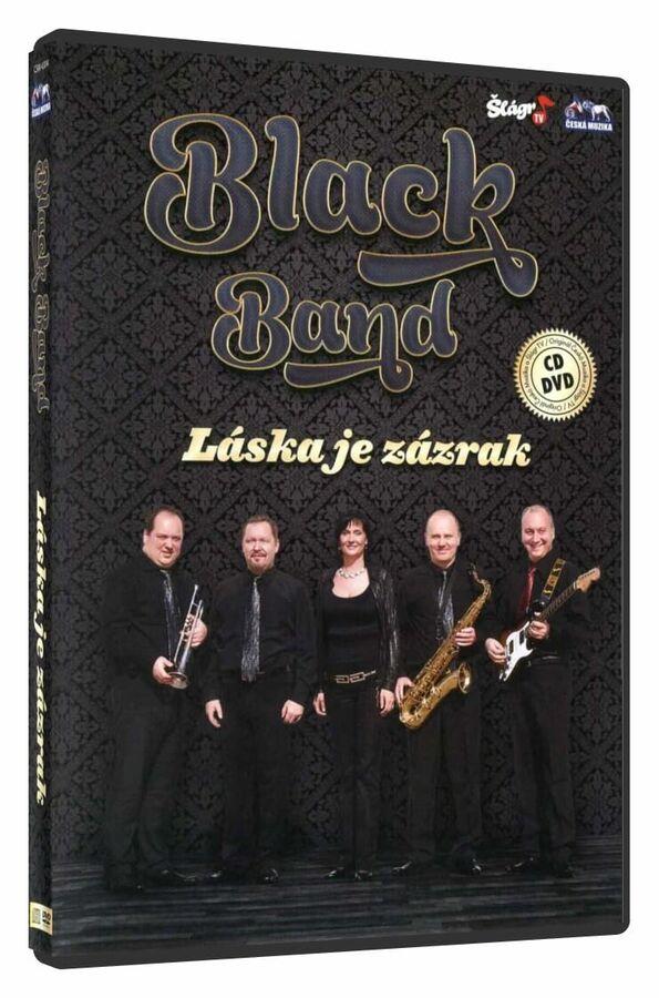 Black Band - Láska je zázrak (1xCD+1xDVD)