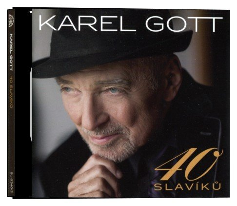 Karel Gott: 40 Slavíků (2CD)