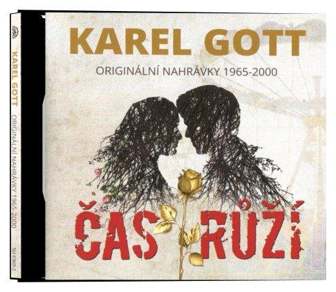 Karel Gott: Čas růží (2CD)
