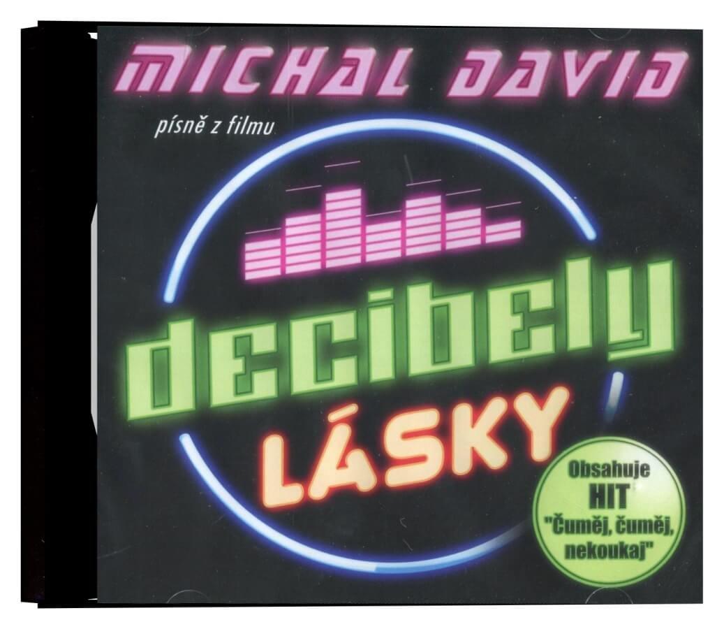 Michal David - Decibely lásky (CD) - písně z filmu