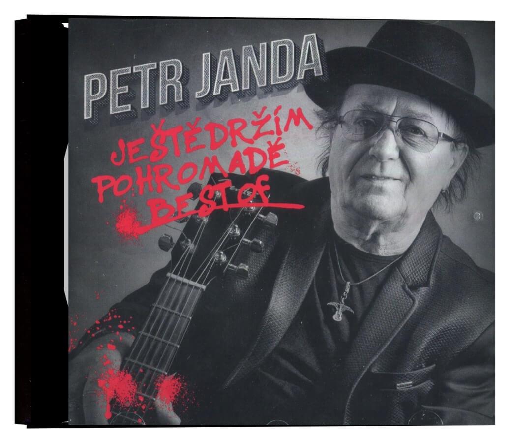 Petr Janda - Ještě držím pohromadě - Best of 1985 - 2016 (CD)