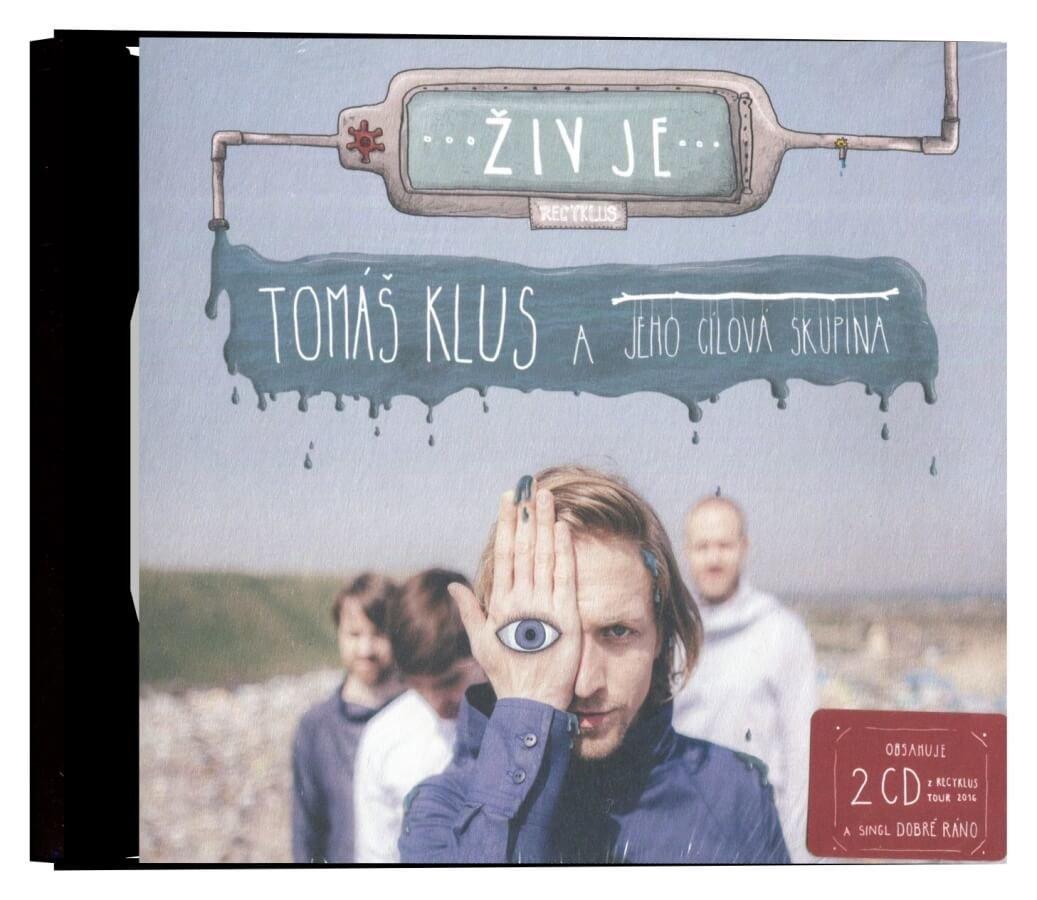 Tomáš Klus - Živ je (2CD)
