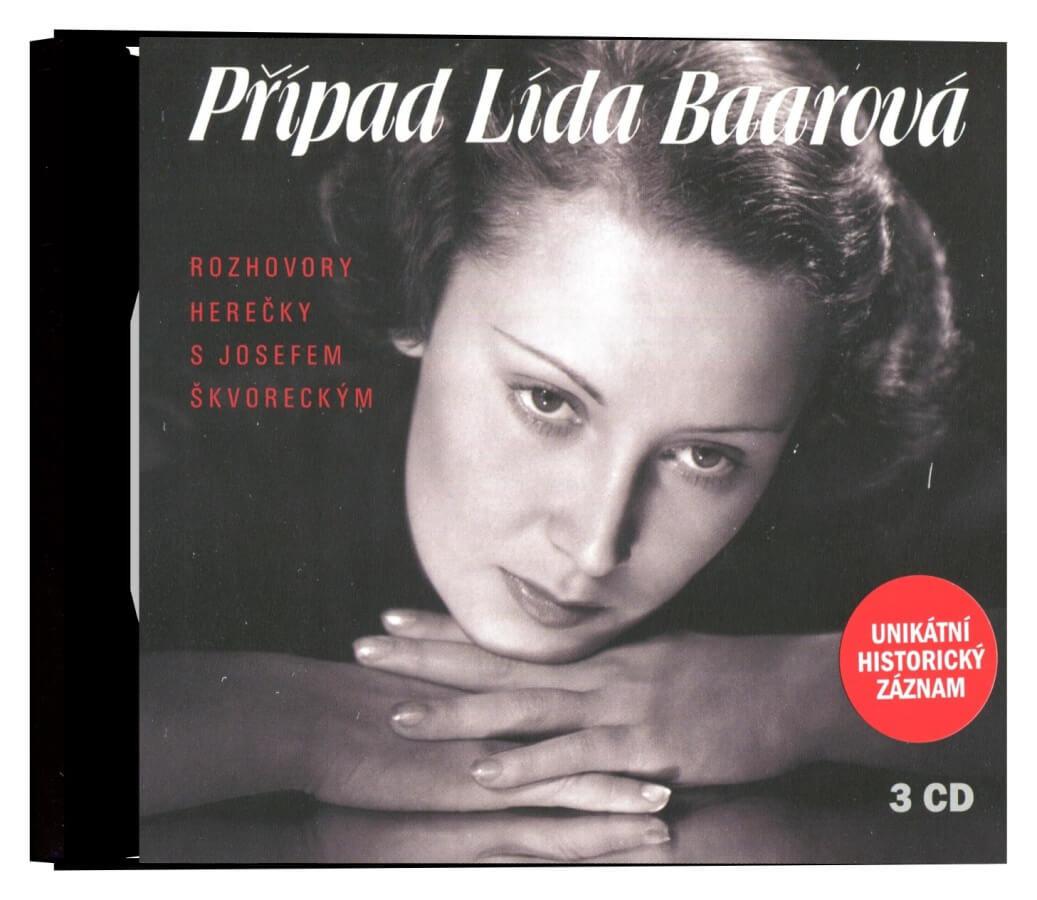 Případ Lída Baarová (3CD)