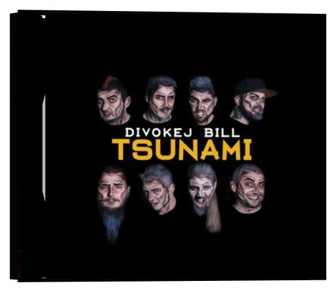 Divokej Bill - Tsunami (CD)