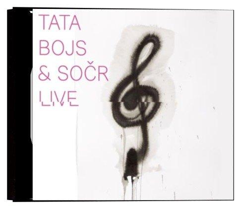Tata Bojs - SOČR Live (CD)