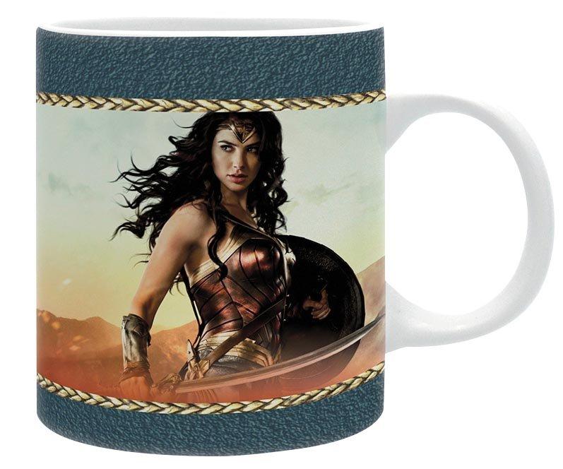 Hrnek Wonder Woman 320ml