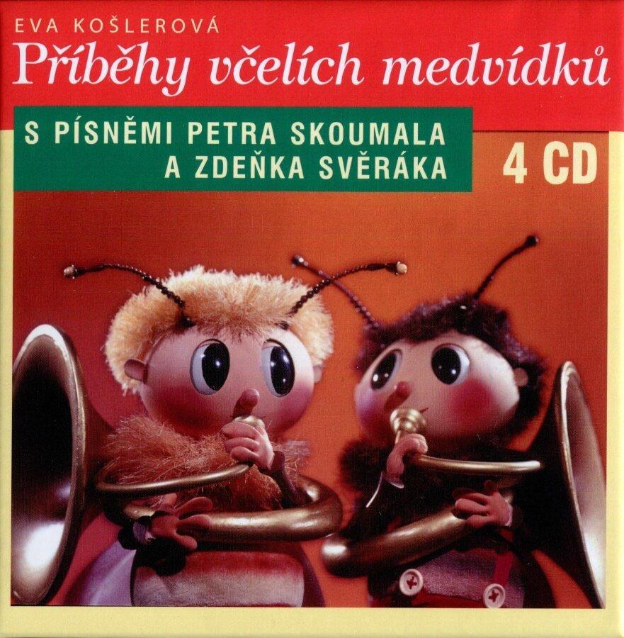Příběhy včelích medvídků (4CD) - audiokniha