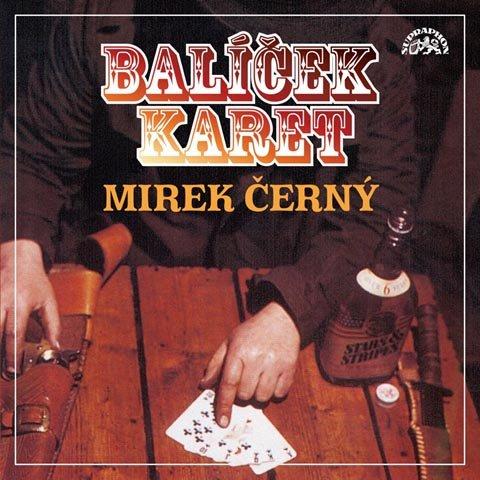 Mirek Černý - Balíček karet (CD)