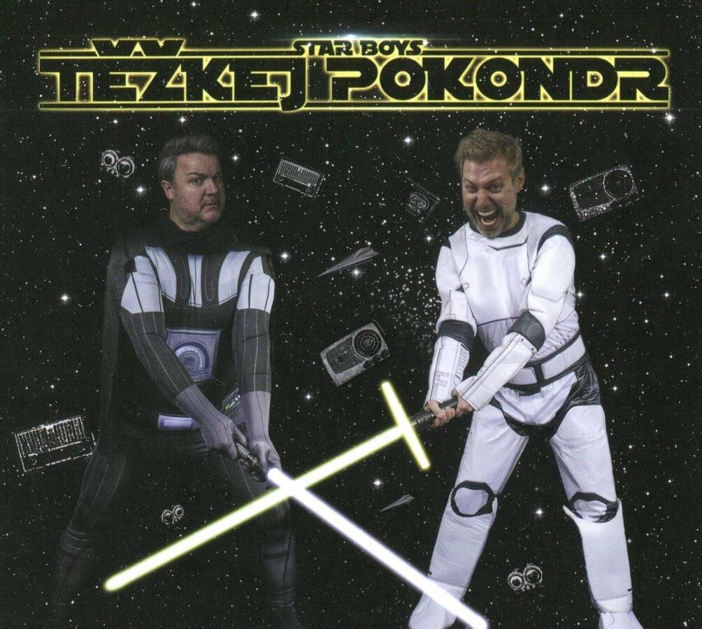 Težkej Pokondr - Star Boys (CD)