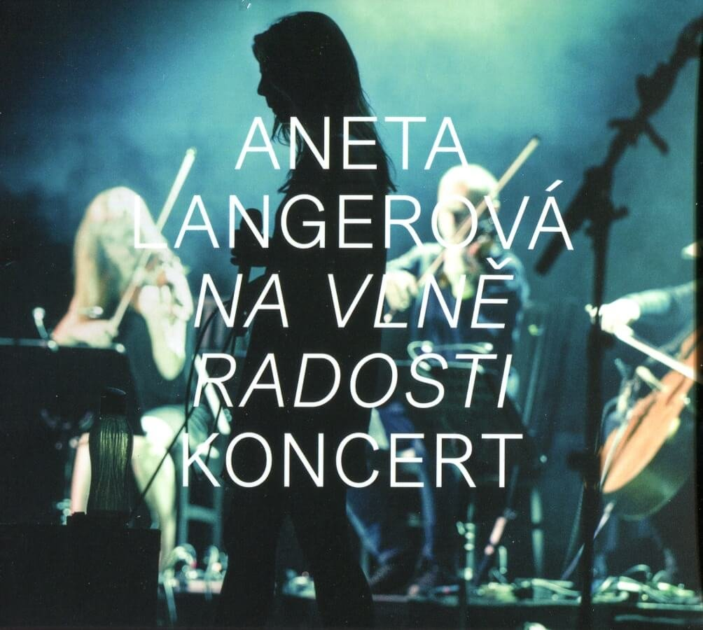 Aneta Langerová - Na vlně radosti KONCERT (CD+DVD)