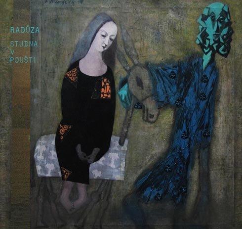 Radůza - Studna v poušti (CD)