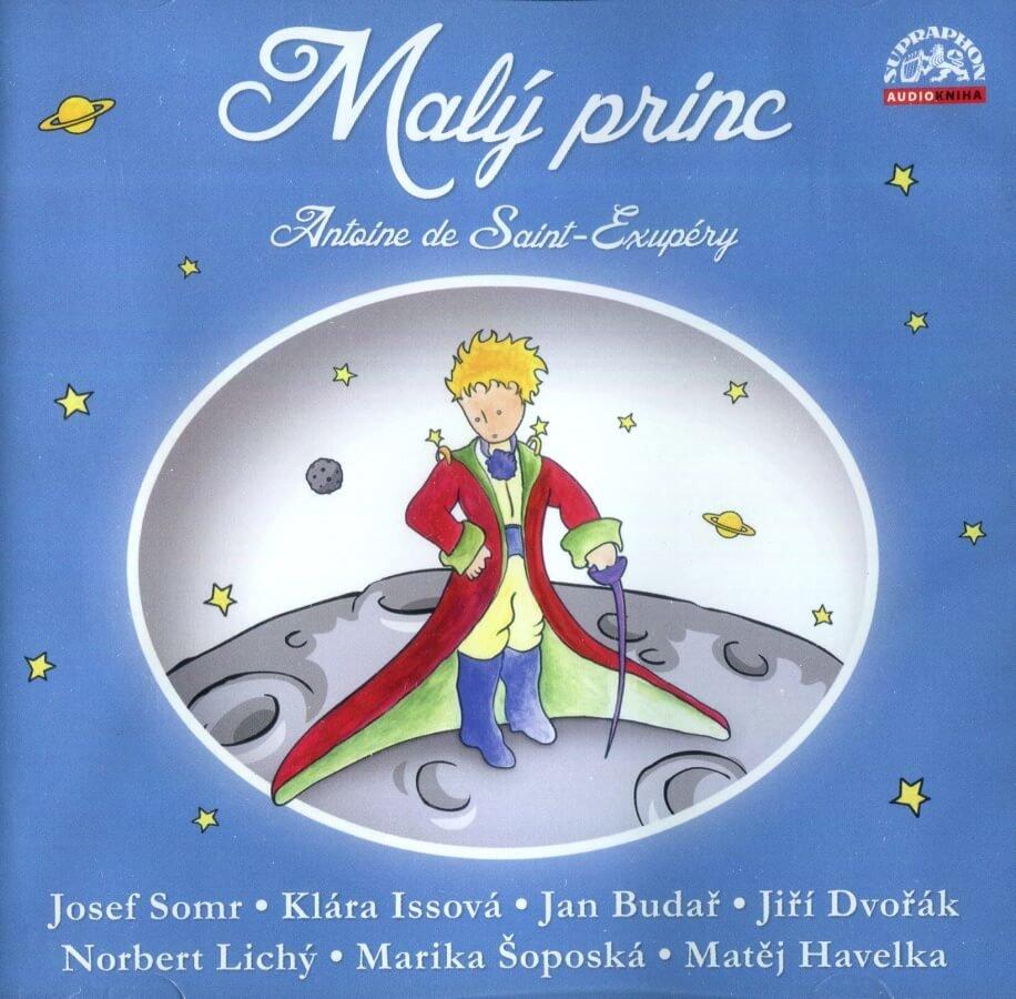 Malý princ (CD) - audiokniha