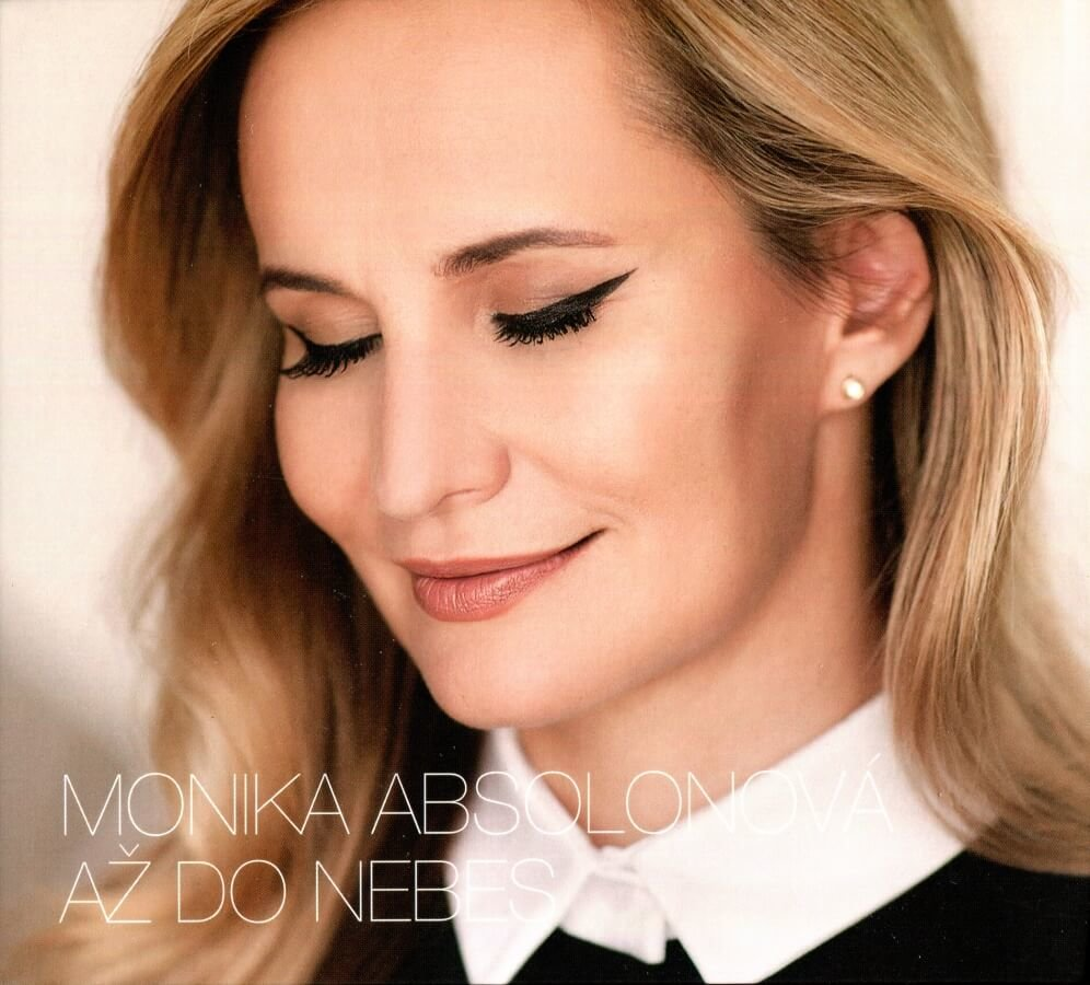 Monika Absolonová: Až do nebes (CD)