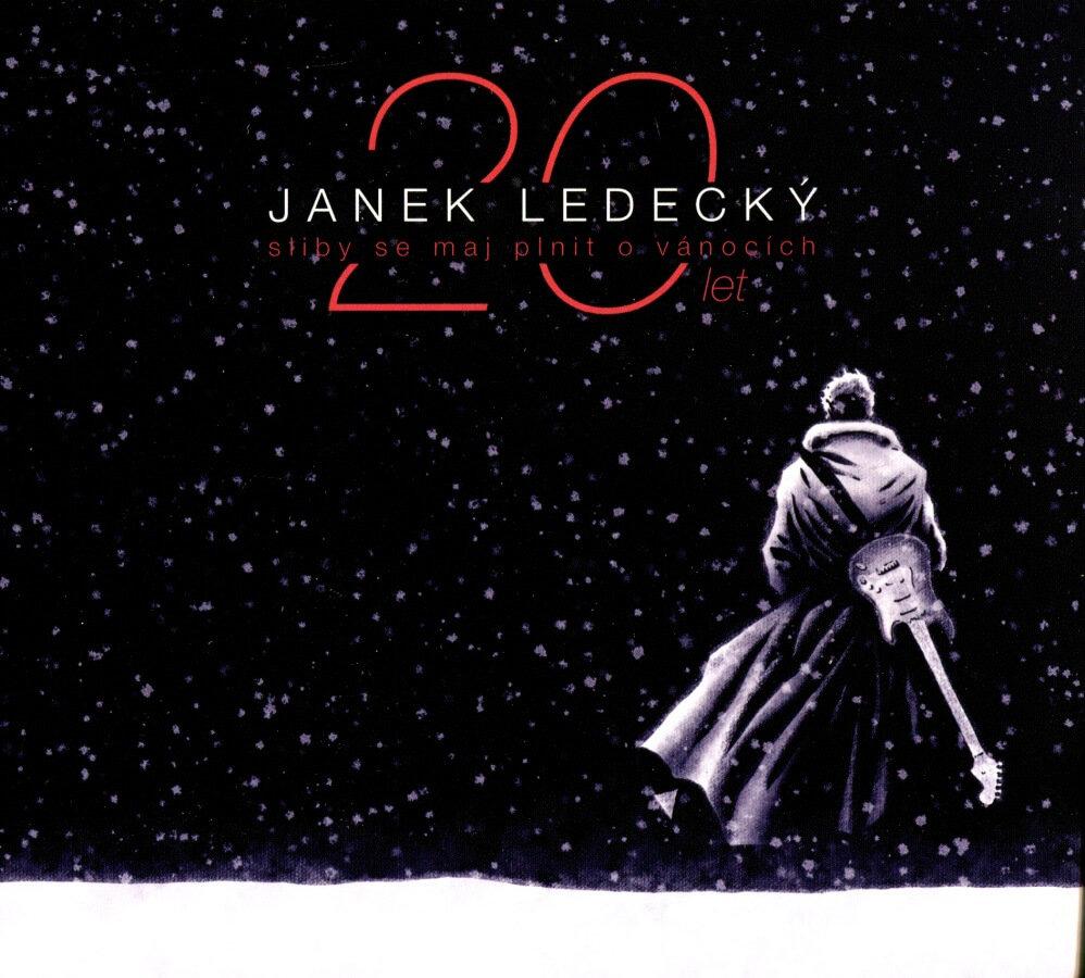 Janek Ledecký - 20 let: Sliby se maj plnit o Vánocích (CD)