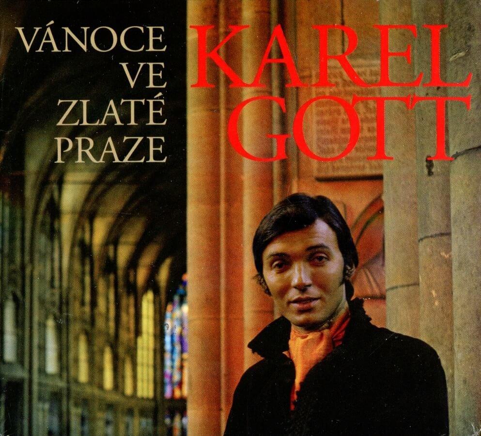 Karel Gott: Vánoce ve zlaté Praze (CD)