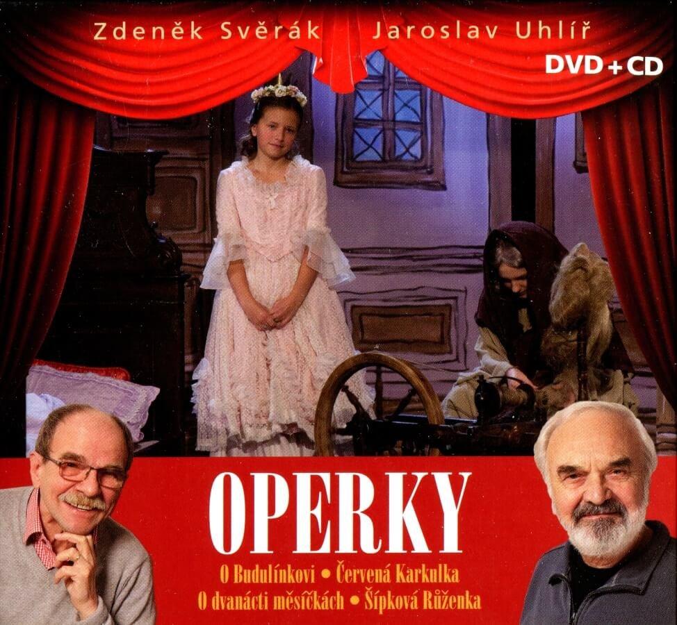 Jaroslav Uhlíř, Zdeněk Svěrák: Operky (CD+DVD)