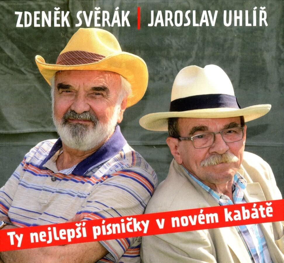 Jaroslav Uhlíř, Zdeněk Svěrák: Ty nejlepší písničky v novém kabátě (CD)