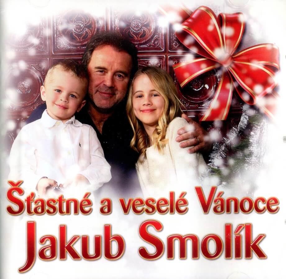 Jakub Smolík: Šťastné a veselé Vánoce (CD)