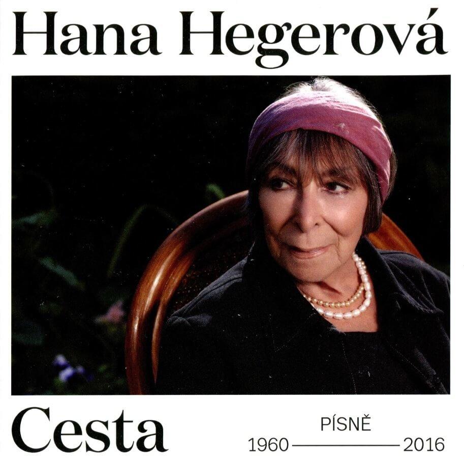 Hana Hegerová: Cesta 1960-2016 (10 CD)