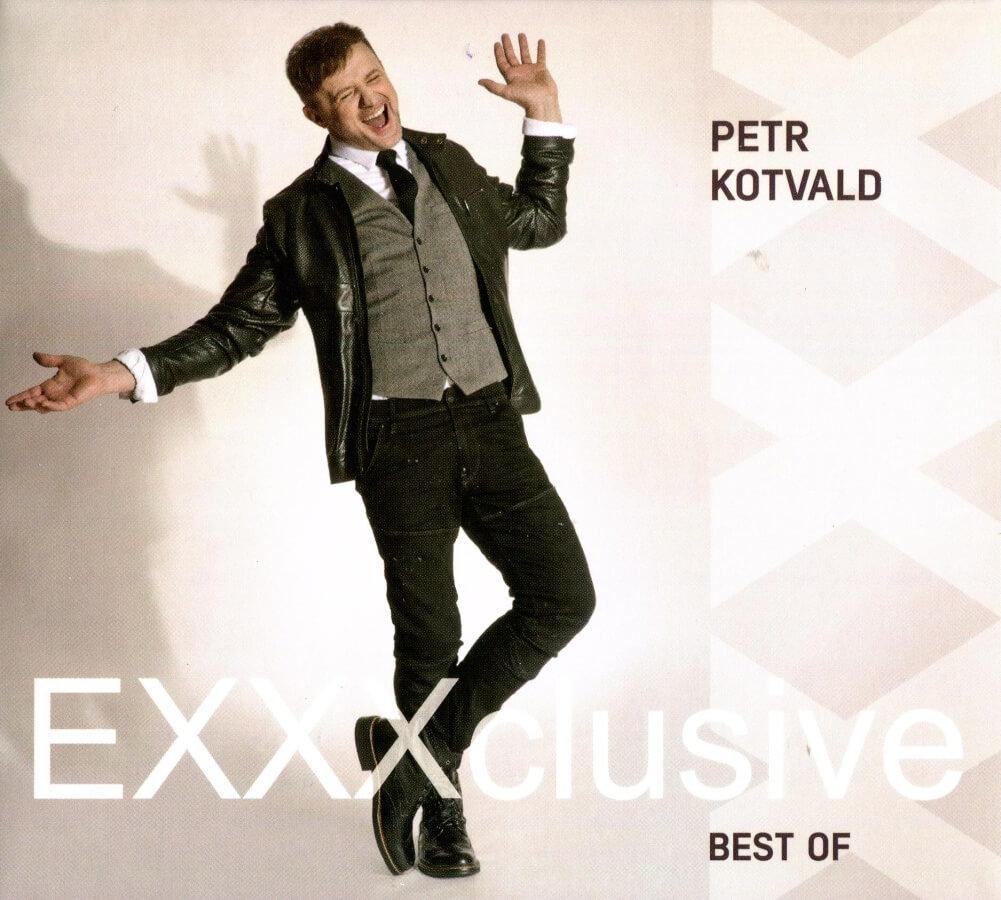 Petr Kotvald: EXXXclusive - Best Of (Zlatá kolekce) (3 CD)