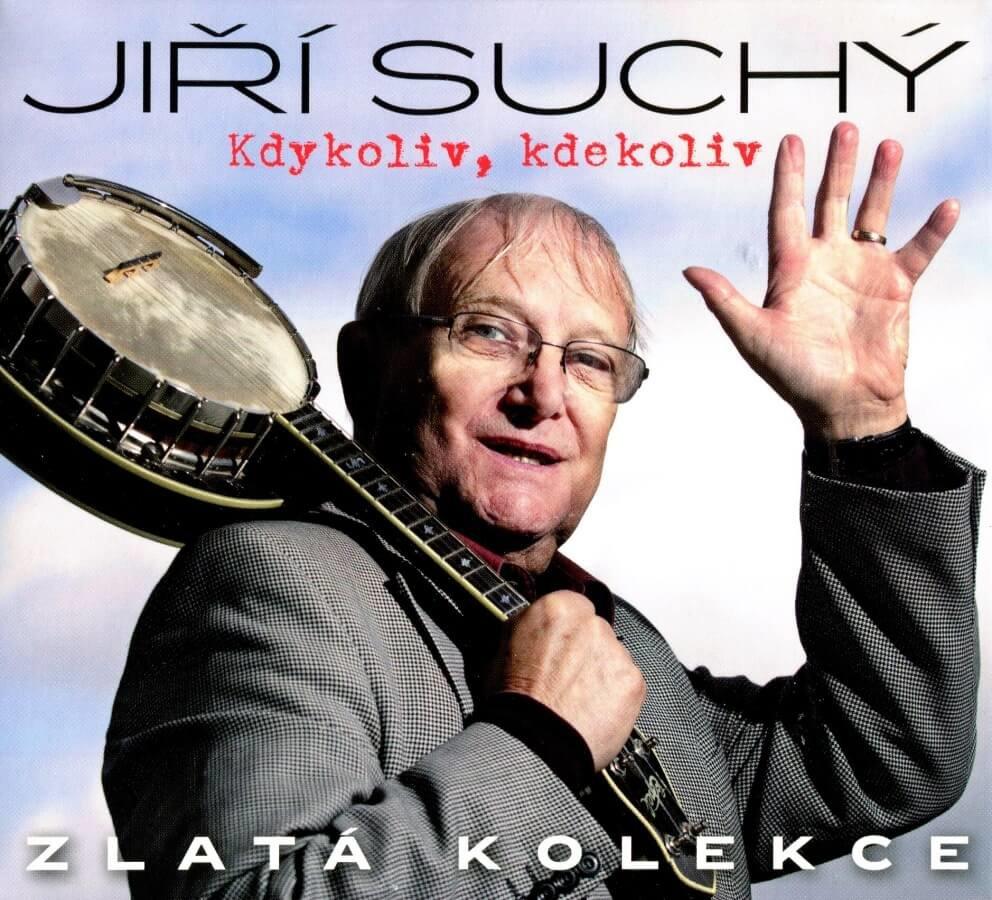 Jiří Suchý: Kdykoliv, kdekoliv - Zlatá kolekce (3 CD), 75 písní, 85 let