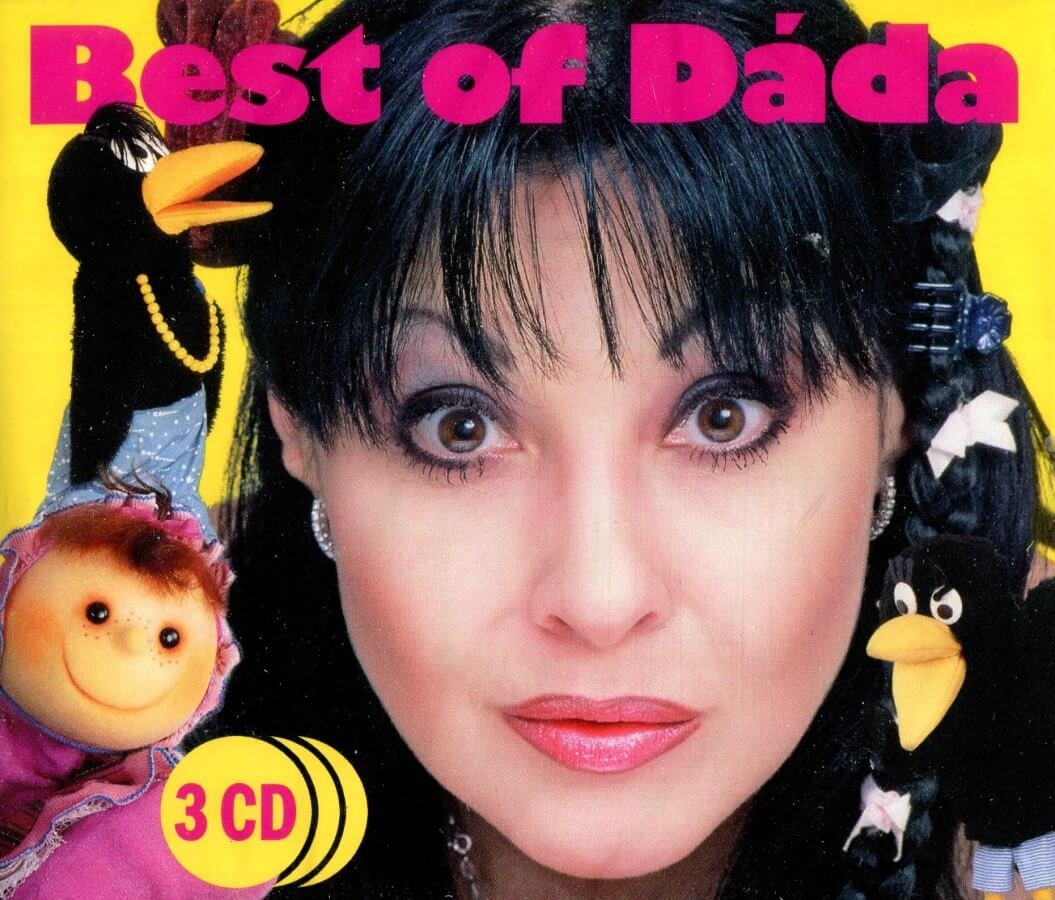 Dagmar Patrasová: Best of Dáda (3 CD)