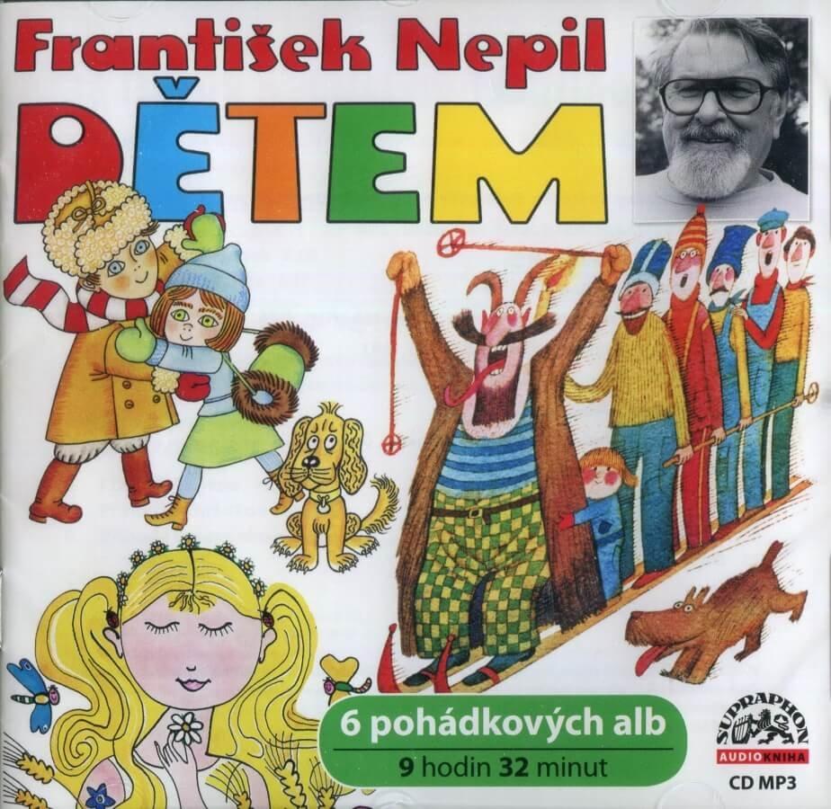 František Nepil: Dětem (CD-MP3) - audiokniha