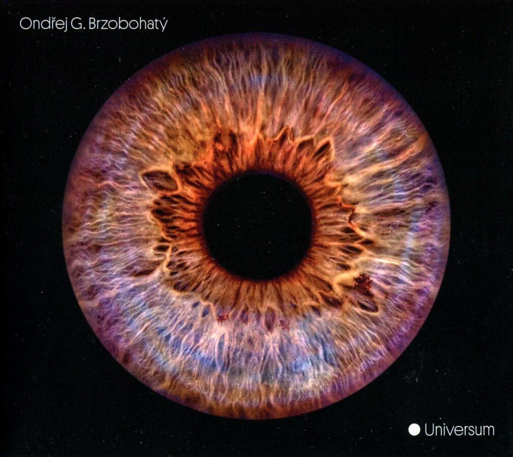 Ondřej G. Brzobohatý: Universum (CD)