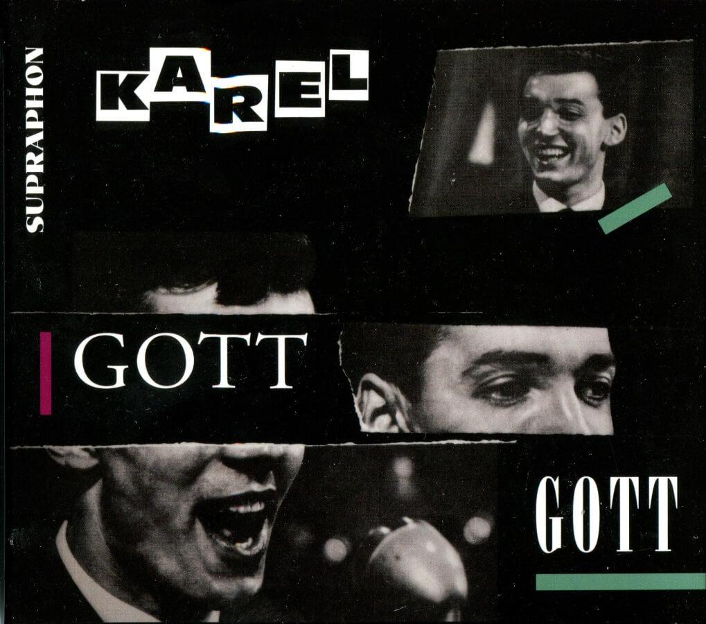 Karel Gott: Zpívá Karel Gott (CD)