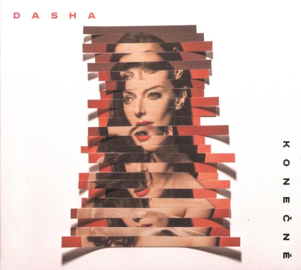 Dasha: Konečně (CD)