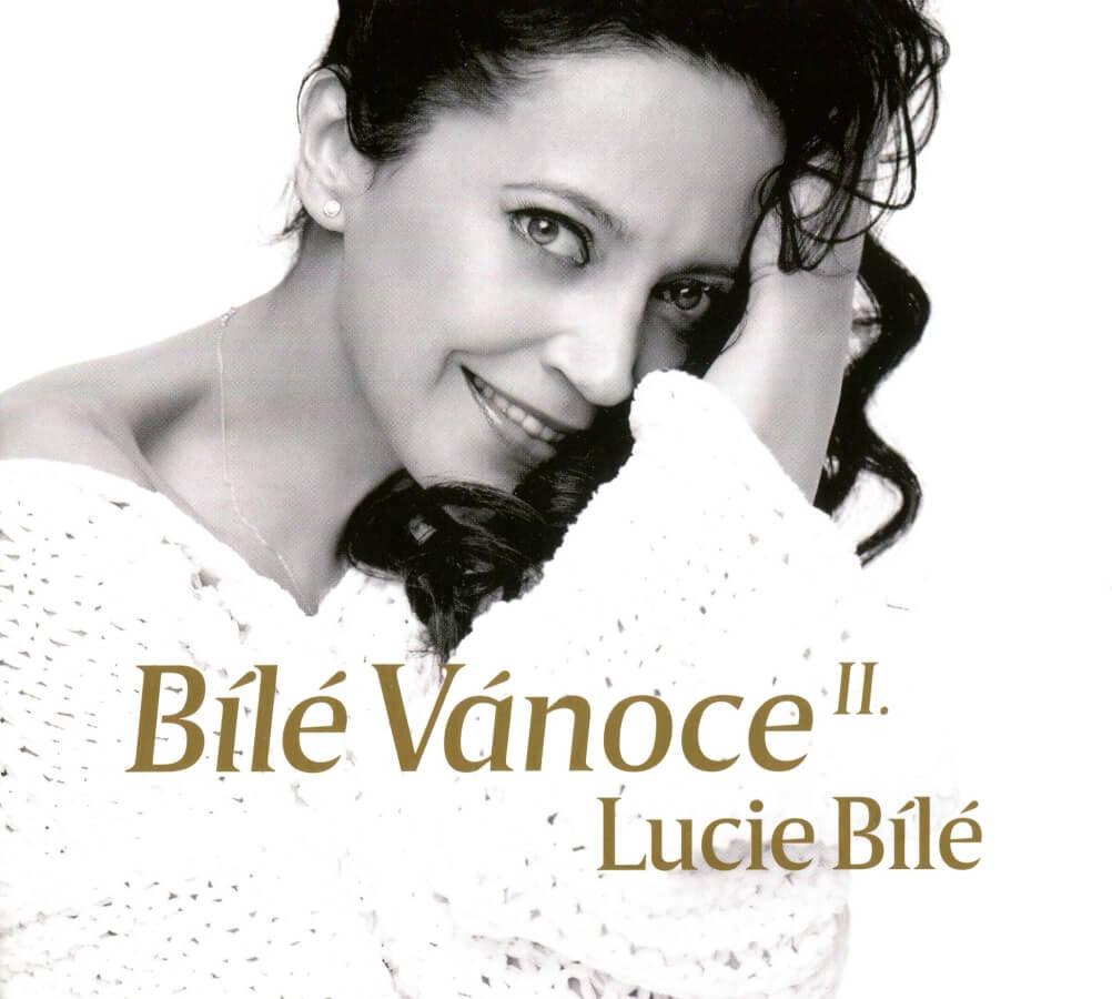 Lucie Bílá: Bílé Vánoce Lucie Bílé II. (CD)