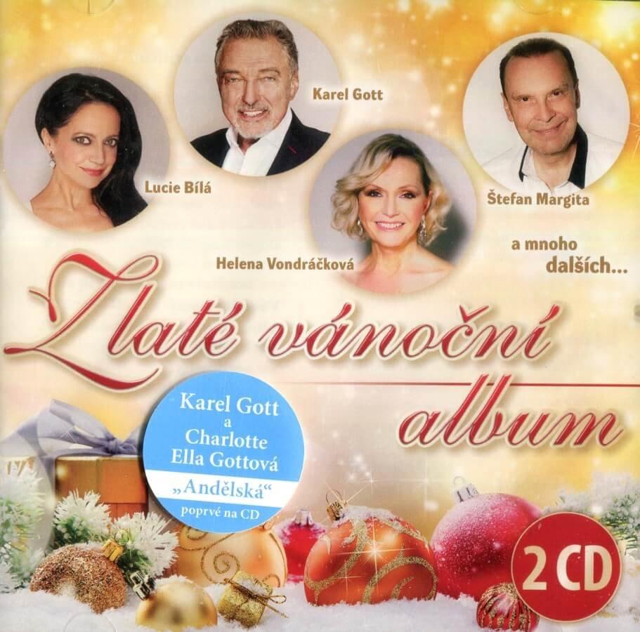 Zlaté vánoční album (2 CD)