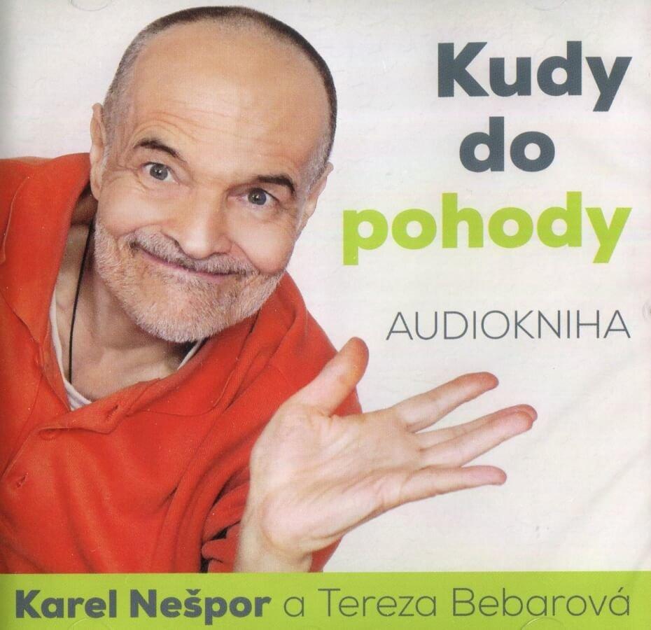 Kudy do pohody (CD-MP3) - audiokniha