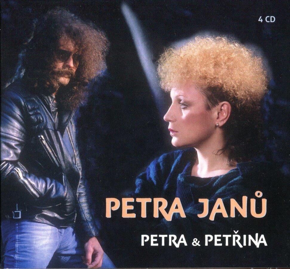 Petra Janů, Ota Petřina: Petra & Petřina (4 CD)