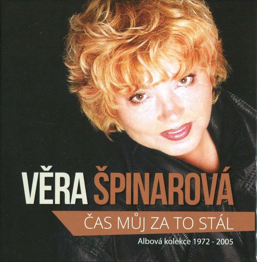 Věra Špinarová: Čas můj za to stál kolekce 1972 - 2005 (13 CD)