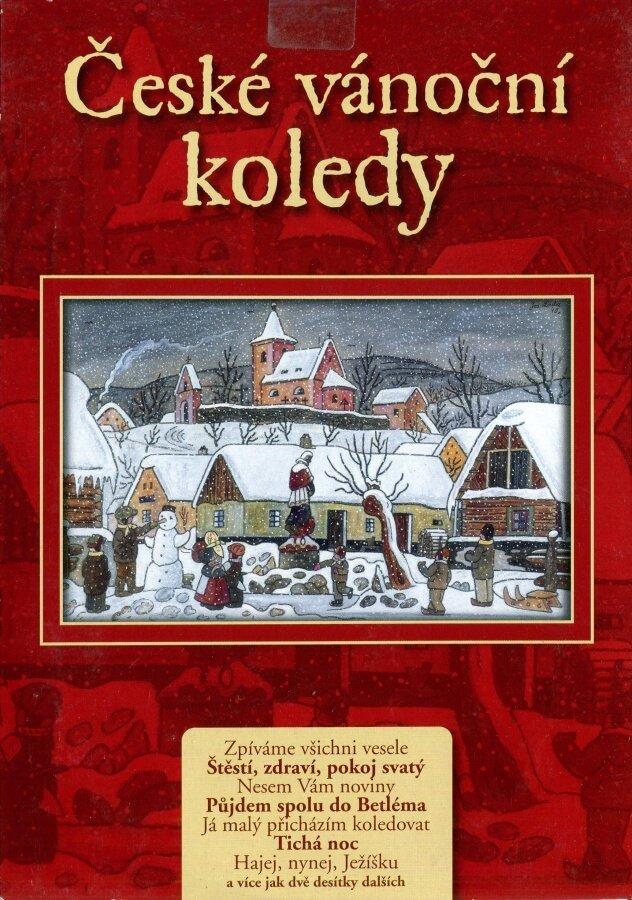 České vánoční koledy (CD) (papírový obal)