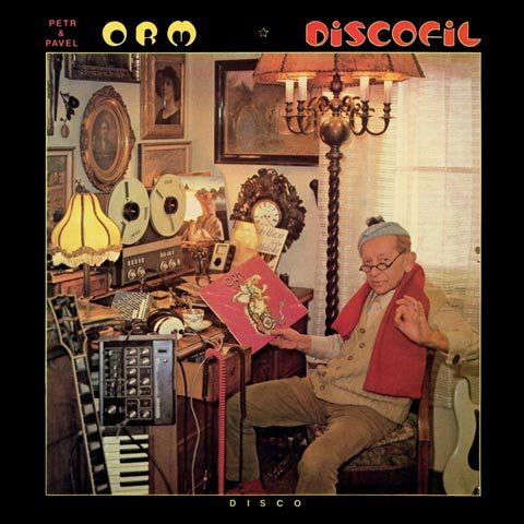 ORM: Discofil (CD)