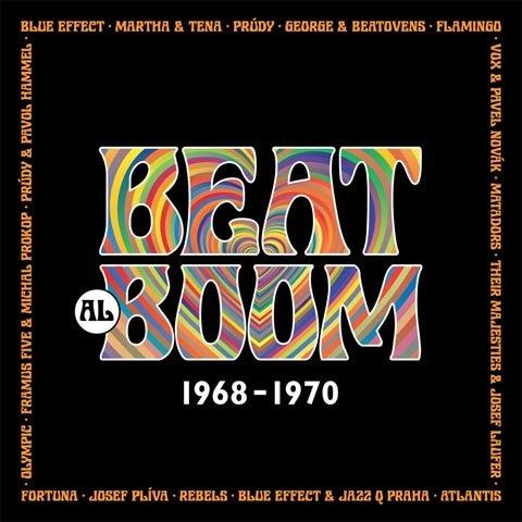 Beat (Al)Boom 1968-1970, Různí interpreti (2 CD)