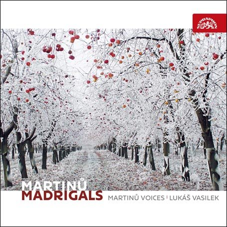 Martinů Voices: Martinů - Madrigaly (CD)
